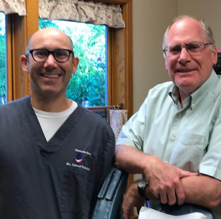 Dr. Sam Weisz and Dr Wm. Lea, DMD